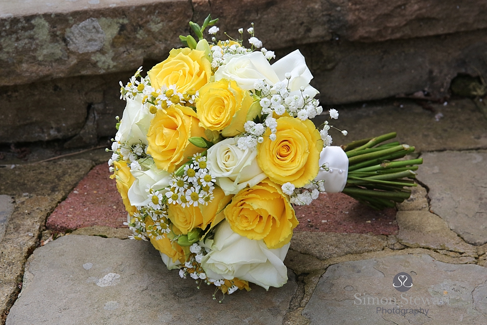Wedding Flowers at the Felbridge Hotel