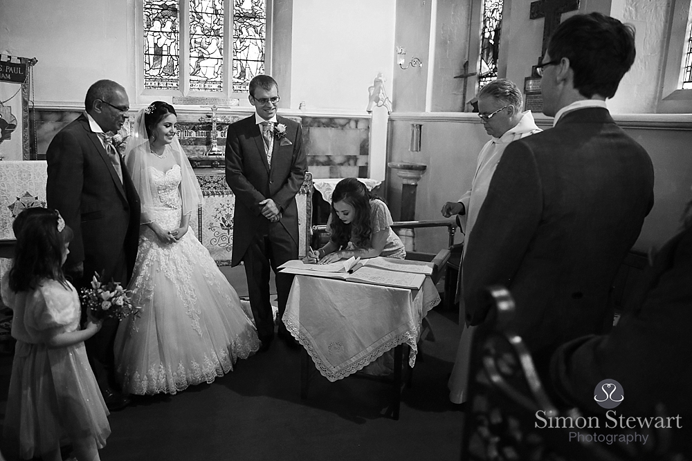 Stephen & Rebecca's Wedding at Nutfield Priory