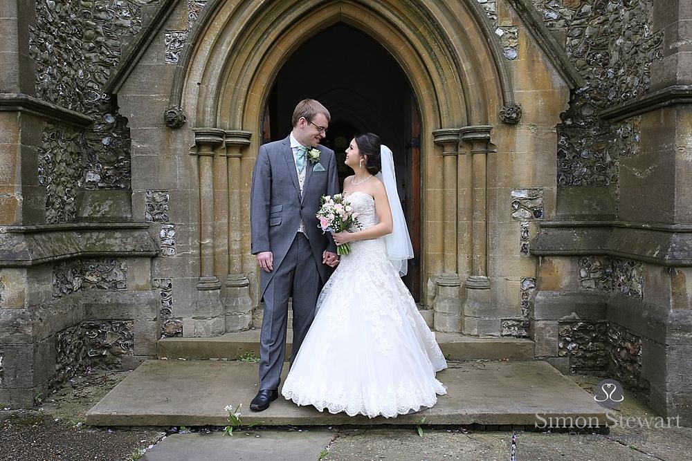 Stephen & Rebecca's Wedding at Nutfield Priory